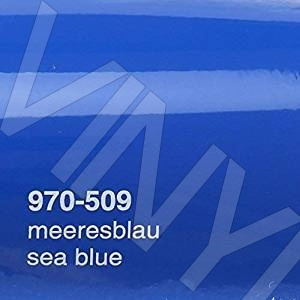 Пленка ORACAL 970-509 Sea Blue (Рулон)
